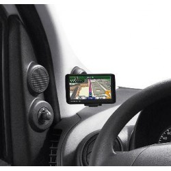 SUPPORT SCREEN NAVIGATION SYSTEM Dock semi-integrierte CITROEN