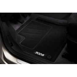 GAME RUG IN SHAPE PEUGEOT 3008