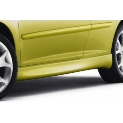 SILL FÜR TYPE BODY KIT PEUGEOT 207 RCup LINKS